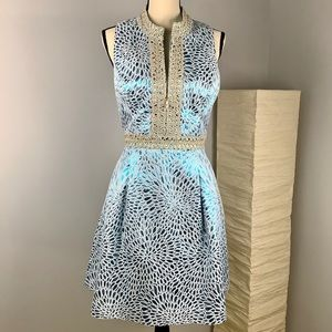 Lilly Pulitzer High Collar Franci Dress